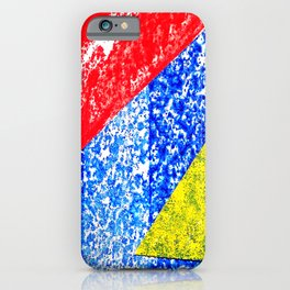 Handmade geometry iPhone Case