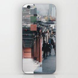 Bok-Chun iPhone Skin