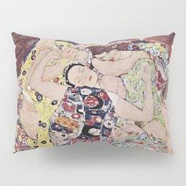 THE VIRGINS - GUSTAV KLIMT Pillow Sham