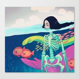 Esquimal Canvas Print