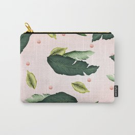 Hillary Laves Pattern Carry-All Pouch