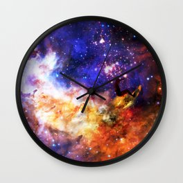 Iggy Izar Wall Clock
