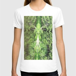 With arms Outstretched T-shirt
