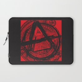 The Great (Anarchy) Seal Laptop Sleeve