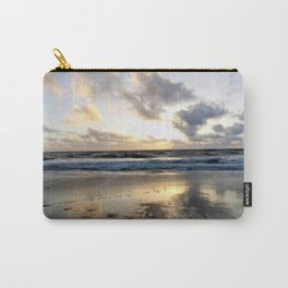 Along the Beach Carry-All Pouch