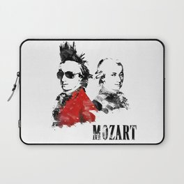 Mozart Punk Laptop Sleeve
