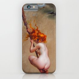 THE WITCH - LUIS RICARDO FALERO   iPhone Case