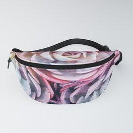 Watercolor Succulent, Cactus Art Print By Synplus Fanny Pack