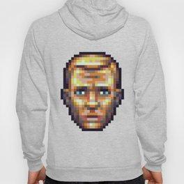 Daniel Craig - Pixel Art - 16 colors Hoody