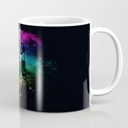 time traveller v2 Coffee Mug