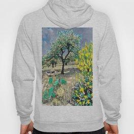 Olive Tree & Gorse Bush Hoody