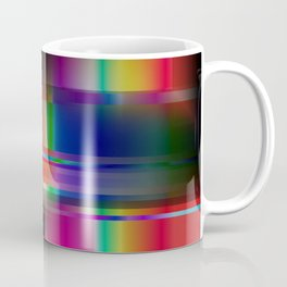 Multicolored abstract no. 36 Coffee Mug