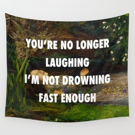 Reptiliophelia Wall Tapestry