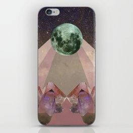 Full Moon Rising iPhone Skin