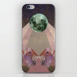 Full Moon Rising iPhone Skin
