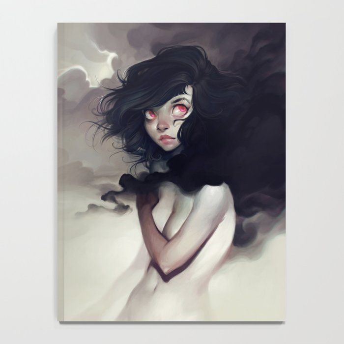Dark Clouds Notebook