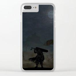 Berserk | Warriors Landscapes Serries Clear iPhone Case