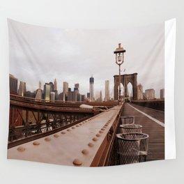 Brooklyn Bridge 02 Wall Tapestry