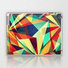 Broken Rainbow Laptop & iPad Skin