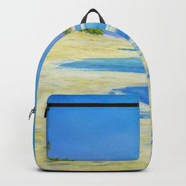 beach run Backpack