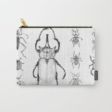 Beetle Collection Carry-All Pouch