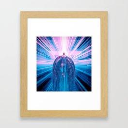 Uriel Ascendant Framed Art Print