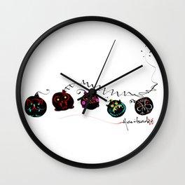 design 9 Wall Clock