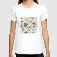 good morning T-shirts featuring Good Morning! by rusanovska