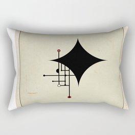 PJK/72 Rectangular Pillow