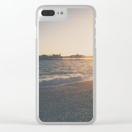 perfect light ... Clear iPhone Case