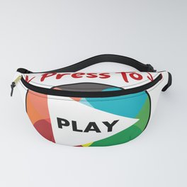 Press the button to play Fanny Pack