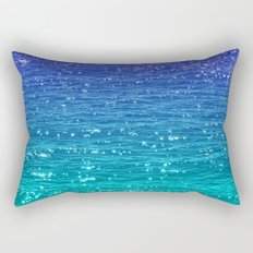SEA SPARKLE Rectangular Pillow
