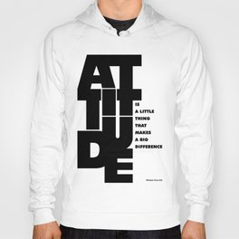 Lab No. 4 - Life Inspirational Quotes Of Attitude Inspirational Quotes Poster Hoody