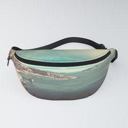 San Francisco Bay from Golden Gate Bridge Fanny Pack