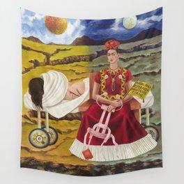 Frida Kahlo Tree of Hope 1946 Wall Tapestry