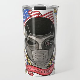 Dead Shot Travel Mug