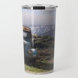 Oldtimer at Meteora Travel Mug