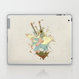 Elephant Caravan Laptop & iPad Skin