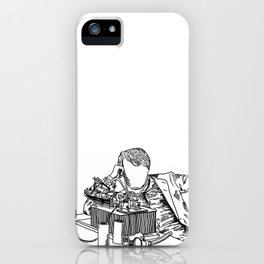 The Wizard of Menlo Park iPhone Case