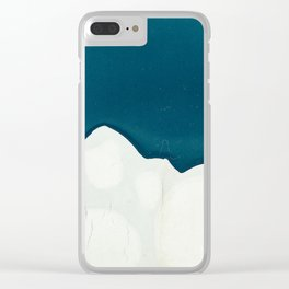 Mountains II 27455C Clear iPhone Case