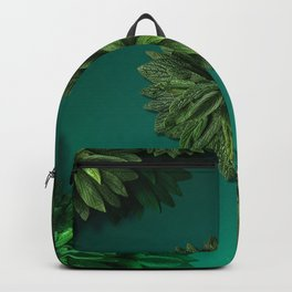 """Caribbean Peppermint"" Backpack"