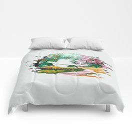 Space and Nature Comforters
