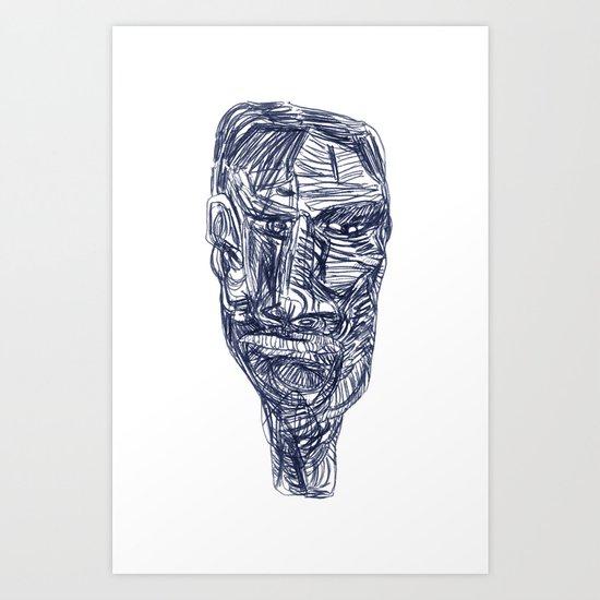 2011 d Art Print