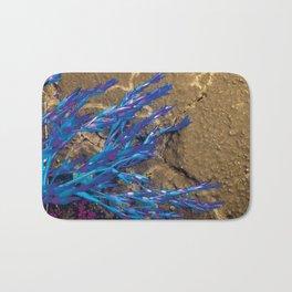 I Turned Blue Bath Mat