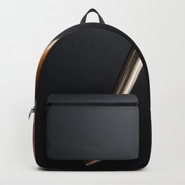 Painting with a brush Backpack