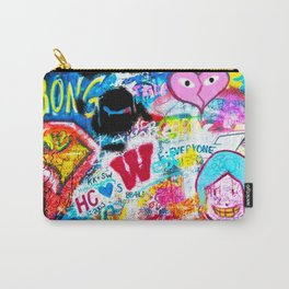 Graffiti Hypebeast Bape Illustration Carry-All Pouch