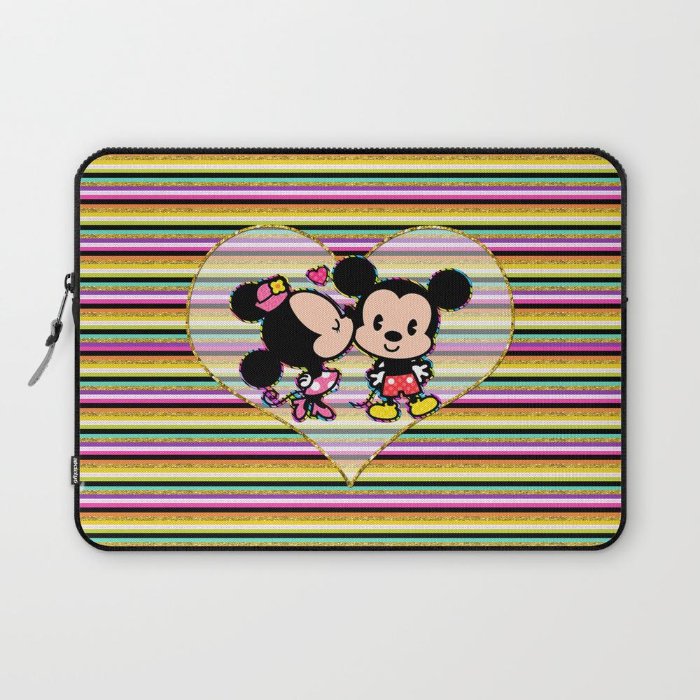 Minnie & Mickey Love Laptop Sleeve LSV2947670
