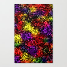 Color Galore Canvas Print