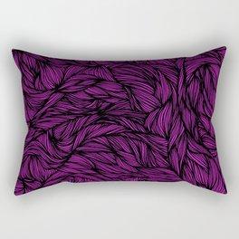 Purple Waters Rectangular Pillow