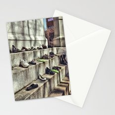 making a statement Stationery Cards